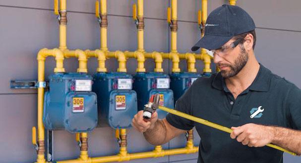 instalador de gas natural