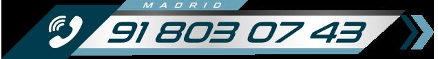 teléfono empresa de certificados de gas natural en Madrid