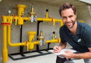 Boletines de gas natural en Toledo