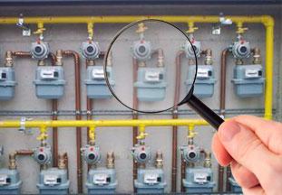inspección 5 años de instalaciones de gas natural en Toledo
