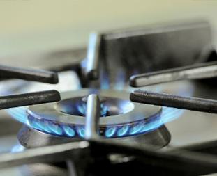 reparación de cocinas de gas natural en Toledo