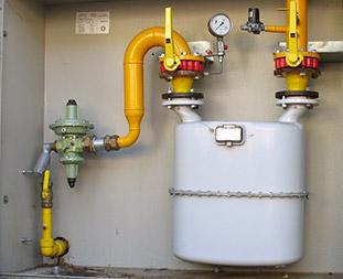 reparación de urgencias en contadores de gas natural en Madrid